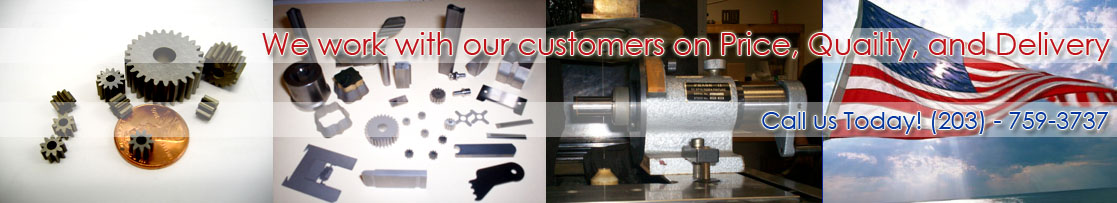 EDM - Contact Precision Wire Cut, in Waterbury, Connecticut, for all EDM services including CNC machining, mold repair, tools and dies, electrode fabricating, grinding and engineering trouble shooting.